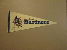 WHA San Diego Mariners Vintage Style #2 Hockey Pennant