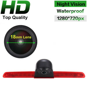 HD Car Rear view reverse CCD Camera for V olkswagen ww Crafter MAN TGE ab 2017