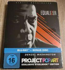 The Equalizer 2 - Exclusive Steelbook - Blu-ray - Neu/OVP Denzel Washington