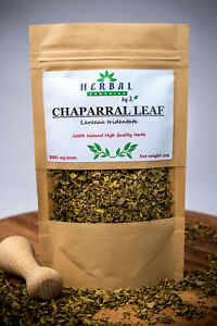 Chaparral Dried Herb (Lareeaa tridentata) 100% Natural High Quality 50g