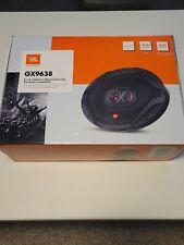New listing Jbl Gx9638 3-Way 6in. x 9in. Speakers