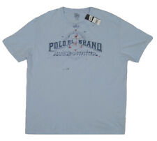 NEW Polo Ralph Lauren T Shirt!  3 Colors  Nautical Marine Outfitter Anchor Print