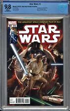 Star Wars #1 CBCS 9.8 Ross TRADE Variant RISE SKYWALKER Movie 3/15 (NOT CGC)