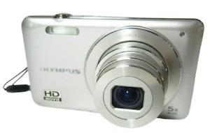 Olympus VG-120 14MP Digital Camera Infrared IR/UV Open Full Spectrum Ghost MOD
