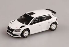 Skoda Fabia Iii R5 Street Version 2015 Pirelli White ABREX 1:43 143XAB605EG