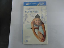 STRETCH FOR FITNESS VHS NEW