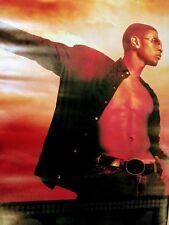 Usher-8701 Album 2001 ( 24'' x 50'' VINYL BANNER) R&B