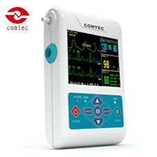 New PM70 Handheld Patient Monitor PR+ NIBP+ SPO2 Monitor +SW