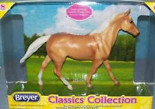Breyer Model Horses Classics Collection Palomino T Bred Qtr Cross Horse