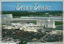 Dover Downs Delaware, Casino w/ Slot Machines, Horse Harness Racing etc Postcard