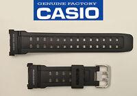 CASIO G-SHOCK WATCH BAND BLACK RUBBER STRAP GW-9000A GW-9000 GW9000Y