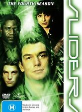 Sliders : Season 4 (DVD, 2008, 5-Disc Set)