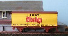 "Victorian Railways U Van ""Haig"" with Micro-Trains couplers"