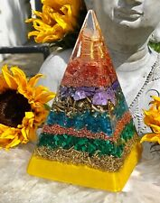 Orgonite® Orgone Pyramid (X Large - 3.5 x 6 inches) - Personal Transformation