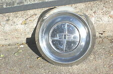 "VINTAGE 1956 Dodge ""Dog Dish""  9"" Hubcaps Hub Caps Very Good Condition"