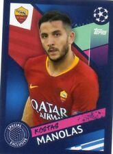 Figurine Merlin Calciatori UEFA Champions League 2018 2019: Manolas (Roma)
