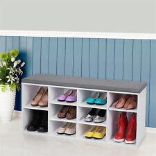 Armoire A Chaussures Blancs Pour La Maison Ebay