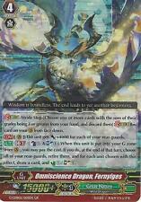 CARDFIGHT VANGUARD CARD: OMNISCIENCE DRAGON, FERNYIGES - G-CHB02/003EN GR