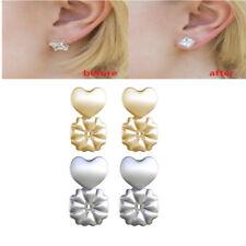New Magic Bax Earring Backs Hypoallergenic Earrings Gold Plated +Sterling Silver