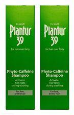 Plantur 39 Shampoo and Conditioner For Fine, Brittle Hair