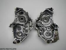 00 YZ426F YZ426 YZ 426 engine cases crankcases case set 195