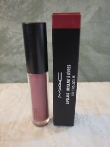 MAC Lip Glass #312 Love Child-jojoba oil to help soften and condition your lips