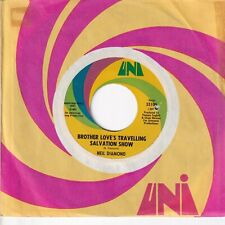 7inch NEIL DIAMOND brothers love's travelling salvastion show 1969  US E (S0092)