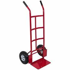 Trolley Heavy Duty Caster Industrial  Wheel Swivel Wheels Rubber Hand Sack Truck