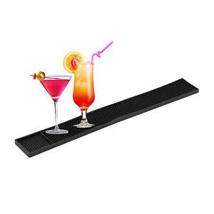 Durable Bar Runner Beer Mat Beer Party Drip Mat Cocktail Dad birthday Gift UK