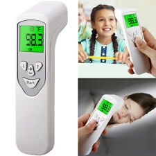 Medical Non-Contact Infrared Thermometer Gun Adult Digital Forehead Meter FDA US