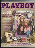 Back Issue February 1981 Playboy Magazine ~ Vicki Lynn Lasseter