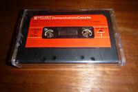 Becker Autoradio Demo Kassette Demonstrations Cassette Tape