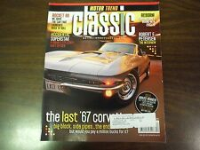 Motor Trend Classic Magazine Nov/Dec 2006 Issue