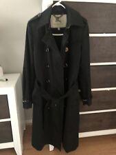 Final Sale! 100% Authentic Burberry Black Coat. Size 6.