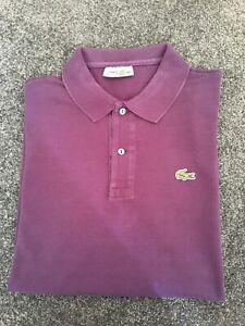 2 X Lacoste Polo Shirts
