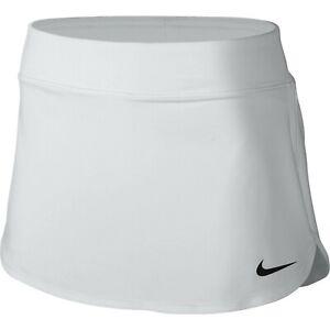 Nike Pure Skort Women's Tennis Skirt Dri Fit  728777-100 White