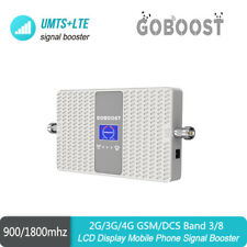 Goboost Dual band 900/1800mhz Band8 Band3 Handy-Signalverstärker phone Booster