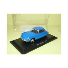 CITROEN DS coupé RICOU 1959 Bleu UNIVERSAL HOBBIES  1:43 blister