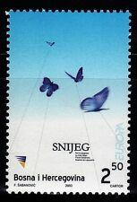 TEMA EUROPA 2003 BOSNIA  EL CARTEL 1v.