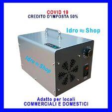 Generatore di ozono - Sanificazione e sterilizzazione ambienti