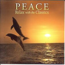 Various - Peace - Relax With The Classics - (CD Album1998)