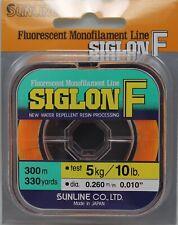 monofils Fil de pêche 0,30//7,9kg//300mtr//fluo-orange-spinnfischen 0,016 €//m