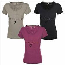 Pikeur Damen T-Shirt navy