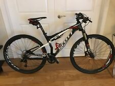 SCOTT SPARK 930 FS CARBON MOUNTAIN BIKE MTB 29ER 29 FOX 32 FLOAT SHIMANO SRAM XC