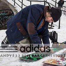 $380 Adidas Snowboarding Signature Men's Civilian Warm Jacket Winter Ski Coat XL