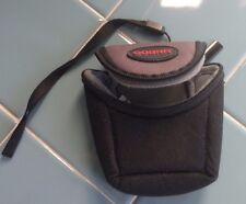 Cobra Black/Gray Compact Digital Point & Shoot Camera Pouch Case Bag