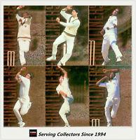 1996/97 Futera Cricket Decider Cards Regular Series Frontliners Card Set (9)