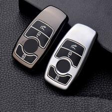 Zinc Alloy Car Key Cover Case Keycase  For Benz New E Class E200L E300L ZnAl023