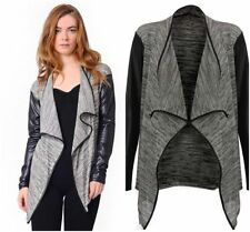 Unbranded Waterfall Coats & Jackets Blazer for Women