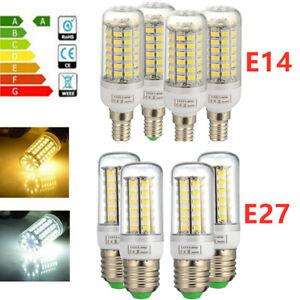 E27 E14 5730 LED Mais Birne Lampe Licht Maiskolben 5W 7W 10W Warmweiss Kaltweiss